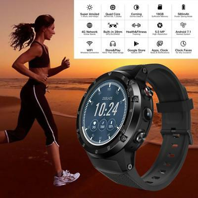 Zeblaze THOR 4 Plus Montre Intelligente Bluetooth 1 Go + 16 Go 4G GPS WiFi