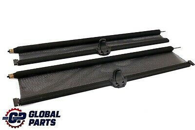 *BMW Mini Cooper R50 R53 Electrical Panoramic Roof Sunroof Roller Blinds Set