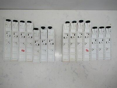 Lot of Bio-Rad A & B Protean II Electrophoresis Gel Left & Right Sandwich Clamps