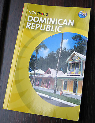 Thomas Cook Hot Spots - Dominican Republic - Pocket Travel Guide Book - 2006