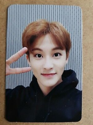 NCT # 127 MARK  Authentic Official PHOTOCARD REGULATE 1st Repackage Album