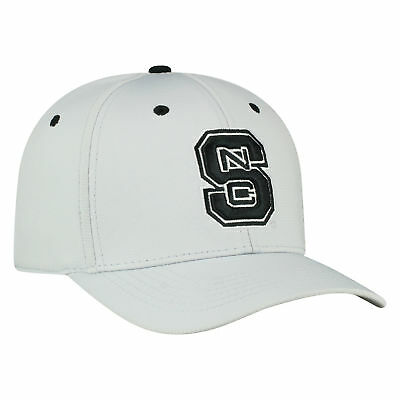 sports shoes f3c9b b7988 ... where can i buy north carolina state wolfpack ncaa one fit hypower hat  cap top of