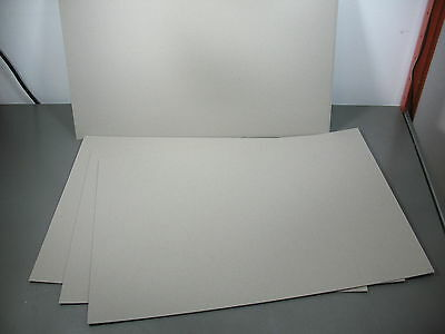 Approx. 388 Layer Pads / Blanks Grey Board 0,5mm; 54x36 cm for Euro Boxes