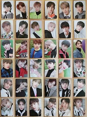 LOT of 36 THE BOYZ Authentic Official PHOTOCARD THE ONLY 3rd Album Full Set 더보이즈