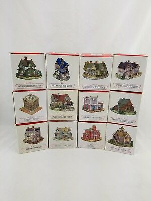 42+ LIBERTY FALLS - AMERICANA - VILLAGE  COLLECTION LOT - Excellent Condition!