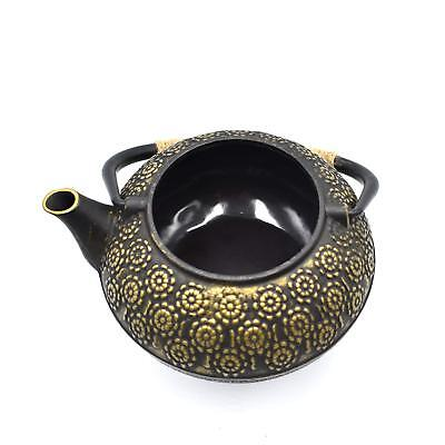 JINGYAT Cast Iron Teapot (30 Oz) Japanese Tetsubin Tea Kettle