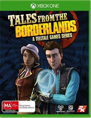 XB1 Tales from the Borderlands