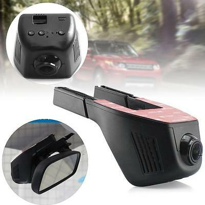 Dual Car Camera True HD 1080P G-sensor Recorder Crash Cam 170° Dash DVR Video