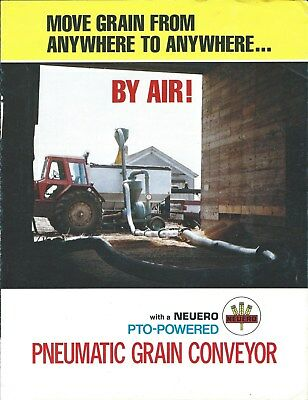 FARM EQUIPMENT BROCHURE - Kverneland Accord - Pneumatic Seed