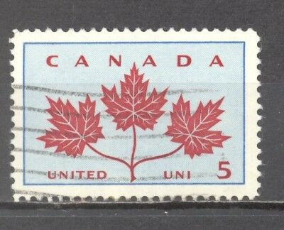 Kanada, 1964, Mi. 361, united, 1 Briefm., gest.