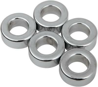 "DS Chrome Steel Spacer 5-Pack 5/16"" x.25"" Thick"