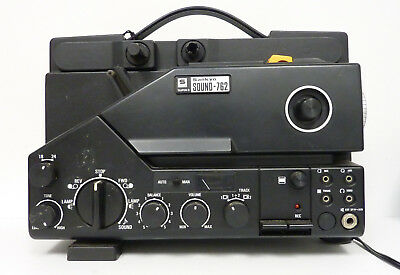 Sankyo Sound-762 Magnetic Recording and Playback 2-Track Sound Projector