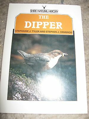 The Dipper (Wasseramsel) von Stephanie J. Tyler and Stephan J. Ormerod