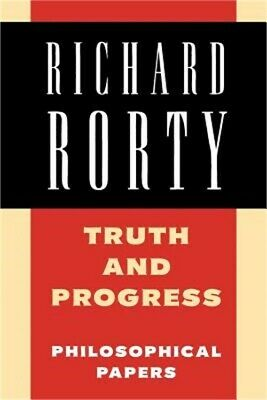 Truth and Progress: Philosophical Papers (Paperback or Softback)