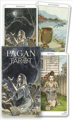 Pagan Tarot Mini by Lo Scarabeo 9780738712369 (Other merchandise, 2007)