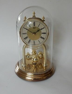 Fine  Hermle Anniversary Style Clock Fully working   2891