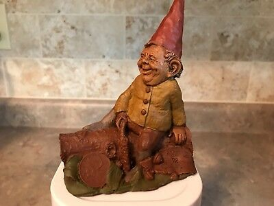 Tom Clark Gnome MOE #92 Retired 1991 Excellent Dated 1984