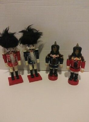 Vintage Nutcracker Lot