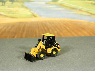 N Scale Vehicle Diecast Norscot CATERPILLAR CAT 906 ARTICULATED FRONT-END LOADER