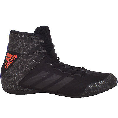 adidas Performance Mens Speedex 16.1 City Pack Lace Up Sports Boxing Shoes-Black