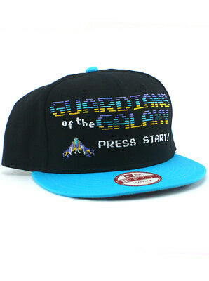 info for 02649 1f5cf ... canada new era guardians of the galaxy 9fifty snapback hat adjustable 8  bit marvel nwt c7597