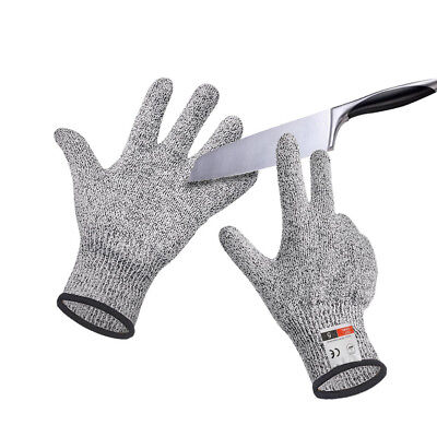Safety Anti-Cutting Stab Resistant Gloves Cut-Resistant Kitchen Butcher Gloves