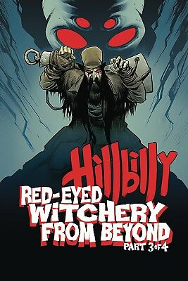 HILLBILLY RED EYED WITCHERY FROM BEYOND #3 (OF 4) - Cover A - New Bagged