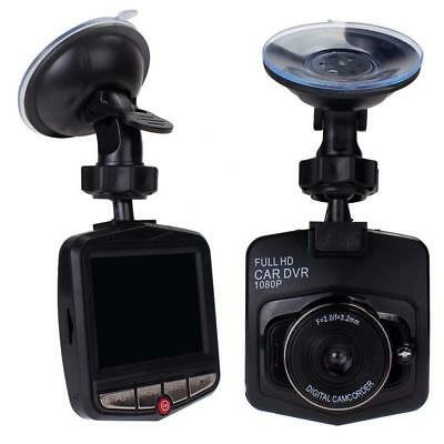 "2.4"" Dual Car Camera True HD 1080P G-sensor Recorder Crash Cam Dash DVR Video"