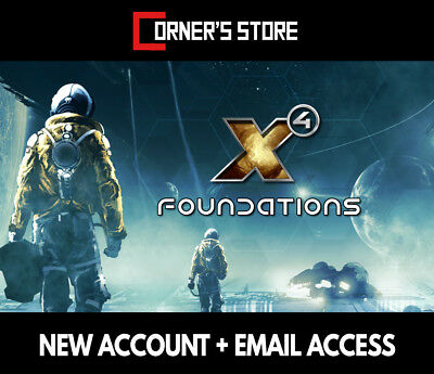X4: Foundations Collector's Edition (PC/Steam/No CD-Key)