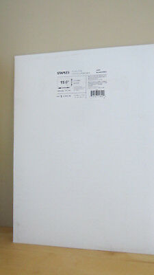 "Staples 19"" Privacy Filter 19"" Standard Filter #18285"
