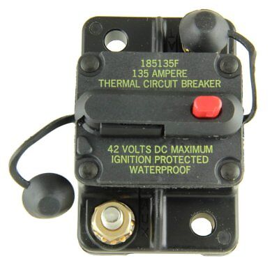 Bussmann CB185-120, 120 Amp Surface-Mount Circuit Breaker (Pack of 1)