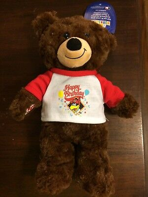 9988e448a30 ST. LOUIS CARDINALS Build A Bear Workshop Teddy Bear Kids Only 2009 ...