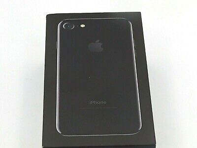 "Apple iPhone 7 4.7"" Retina 32GB/128GB A1778 Sim-Free Smartphones - Jet Black"
