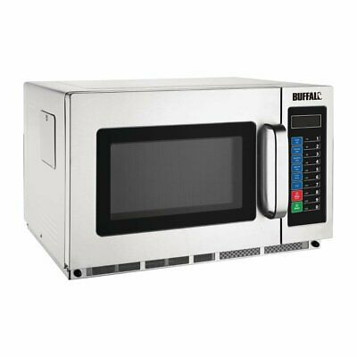 Buffalo Programmable Commercial Microwave Oven 1850W - GK640 Catering