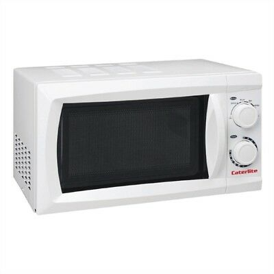 Caterlite Compact Microwave Oven 700W  17 litre ltr - CN180 Semi Commercial