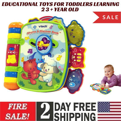 Educational Toys For Toddlers Learning 2 3 Year Old Electronic