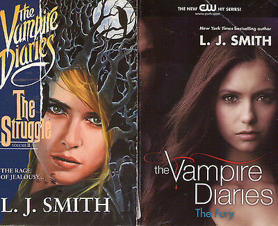 Complete Set Series Lot of 16 Vampire Diaries books by L.J. Smith Return Hunters