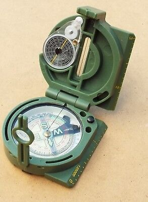 Compass in Hard Plastic Case. Comping / Outdoors.