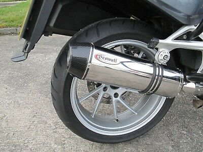 BMW R1200 RT LC (14-18) Beowulf Silencer Exhaust Muffler c/w link pipe