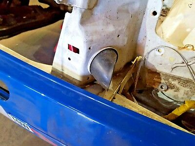 Renault 5 Gt Turbo Used Cold Air Feed Duct Induction For Cone Air Filter