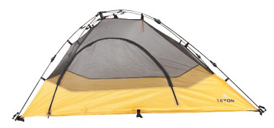TETON Sports Outfitter XXL Quick Tent; One-Person Pop-Up Tent; Less than 1 Min