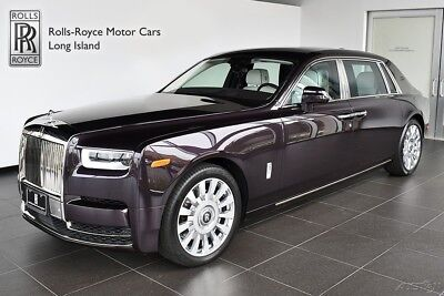 2018 Rolls-Royce Phantom  Over $75,000 in Options! - Immersive Seating - Cool Chamber - Picnic Tables