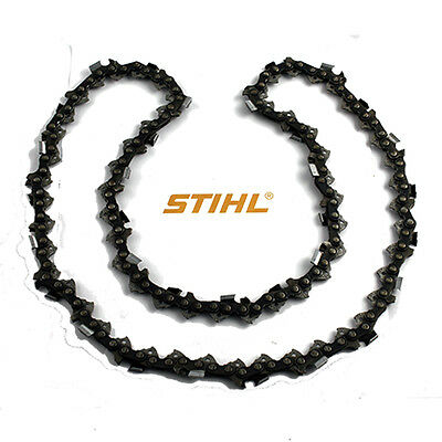 "Stihl Chainsaw Chains - 14"" - Pn 3616 005 0050 - 4 Pack - Used Once"