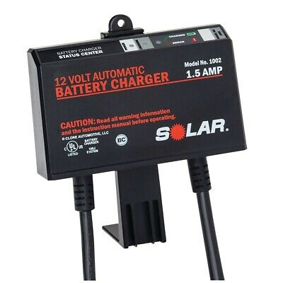 Solar 1002 Battery Charger For Marine / Trickle
