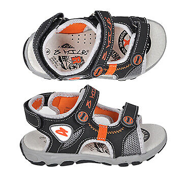 NEW Spendless Kids Boys Joel 8 Mile Touch Fastening Straps Sandal Comfort Shoes