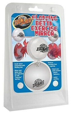 Zoo Med Bettas Floating Betta Mirror Ornament Decoration In The Usa