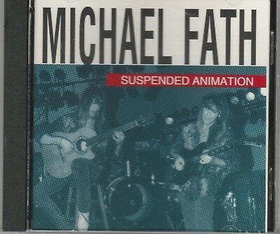 MICHAEL FATH Suspended Animation CD CMR922