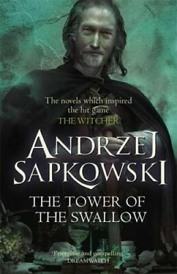 The Tower of the Swallow by Andrzej Sapkowski (Paperback, 2017)