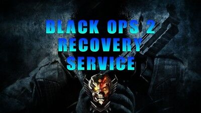 Call of Duty: Black Ops 2 Recovery Service (Xbox 360/Xbox One)