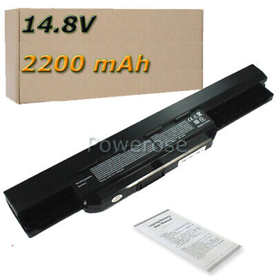 14.4V 14.8V Battery Replace A41-K53 for Asus A54C A54c-SX1595 Laptop